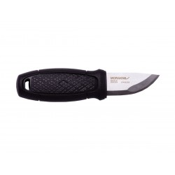 Morakniv Eldris Black, Made in Sweden.