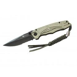 Prezioso Military Knife Audax Desert Stonewash