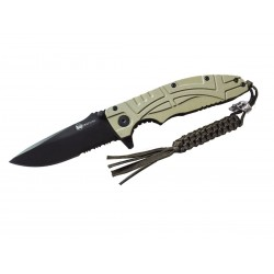 Prezioso Military Knife Ferus Desert Black