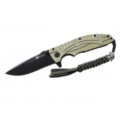 Prezioso Military Knife Ferus Desert Black