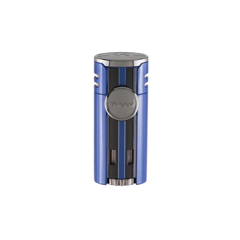 Feuerzeug Jetflamme Xikar, HP4 quad Blue