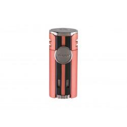 Cigarette lighter HP4 quad chopper orange, Xikar