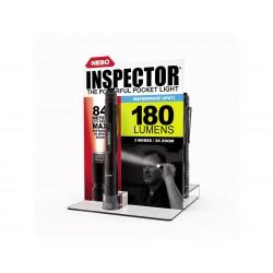 Torcia led Nebo Inspector 180 lumens led