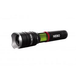 LED-Taschenlampe NEBO TAC SLYDE 200 Lumen COB LED + 300 Lumen LED