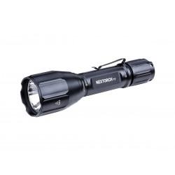LED-Taschenlampe Nextorch Hunting Set T7, wiederaufladbare 900-Lumen-LED (taktische Taschenlampe)