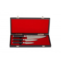Samura Mo-V set of 3 professional Japanese knives