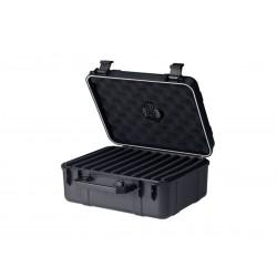 Cigar caddy travel humidifier 40 black cigars, Humidor Xikar
