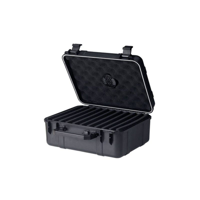 Cigar caddy travel humidifier 40 black cigars, Humidor Xikar