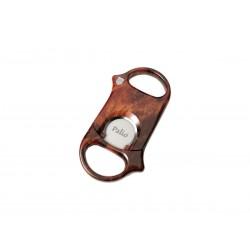 Palio cigar cutter, Burl Wood