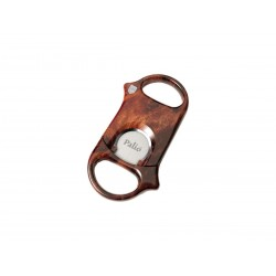 Palio cigar cutter, Burl Wood