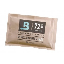Boveda 60g humidor control 72% Box of 12 pieces