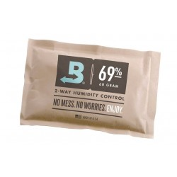Boveda 60g humidor control 69% Box of 12 pieces