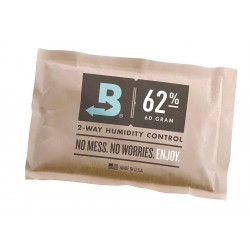 Boveda 67g humidor control 62% Box of 12 pieces
