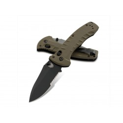 Benchmade Turret 980SBK knife, Made in U.s.a.