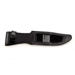 Muela Predator 14 knife with black blade
