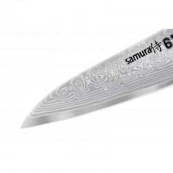 Samura 67 Damascus paring knife damask cm.9.8