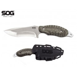 "SOG KIKU FIXED BLADE 4"" KU2021"