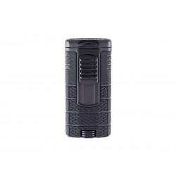 Accendisigari Xikar modello tactical triple colore black