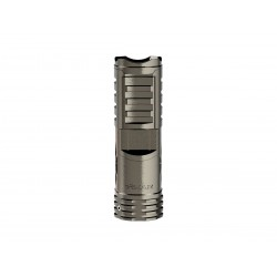 Cigar lighter Xikar Tactical 1 Single Gunmetal