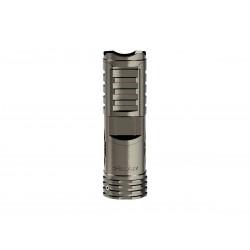 Cigar lighter Xikar Tactical 1 Single Gunmetal