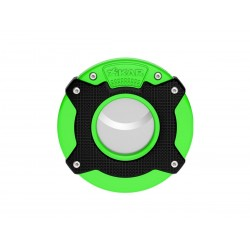Enso By Xikar Cigar Cutter Color Green