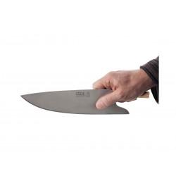 "Gude Die Messer ""THE KNIFE"" Oak Wood 26 chef's knife"