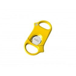 Cigar cutter Paliò Yellow