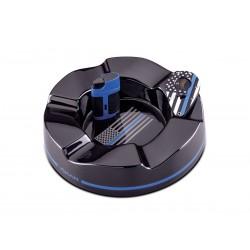 Gift set ashtray for Xikar cigar, ELK cigar lighter and X1SET cigar cutter