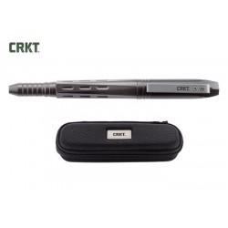 Taktischer Stift CRKT TAO 2 Stift taktisches Grau