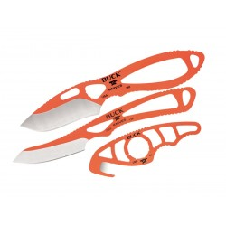 Buck Paklite Field Master Kit Orange 141ORSVP3