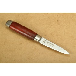 Morakiv Classic paring knife 1891, 8 cm, Made in Sweden.