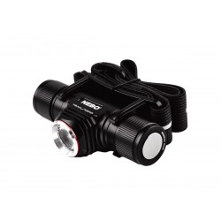 Torcia NEBO Transcend Headlamp Ricaricabile 1000 Lumens LED (c/display)