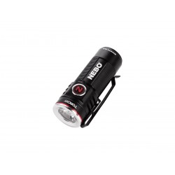 Torcia magnetica da lavoro, NEBO Torchy Ricaricabile 1000 Lumens LED (c/display)