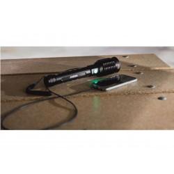 Wasserdichte Taschenlampe, NEBO Redline 6K Wiederaufladbare 6000 Lumen LED (mit Display)
