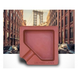 Les Fines Lames Ashtray for Cigars MONAD RED