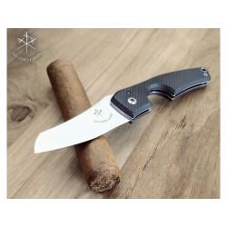 Les Fines Lames Le Petit Carbon Fiber Cigar Cutter