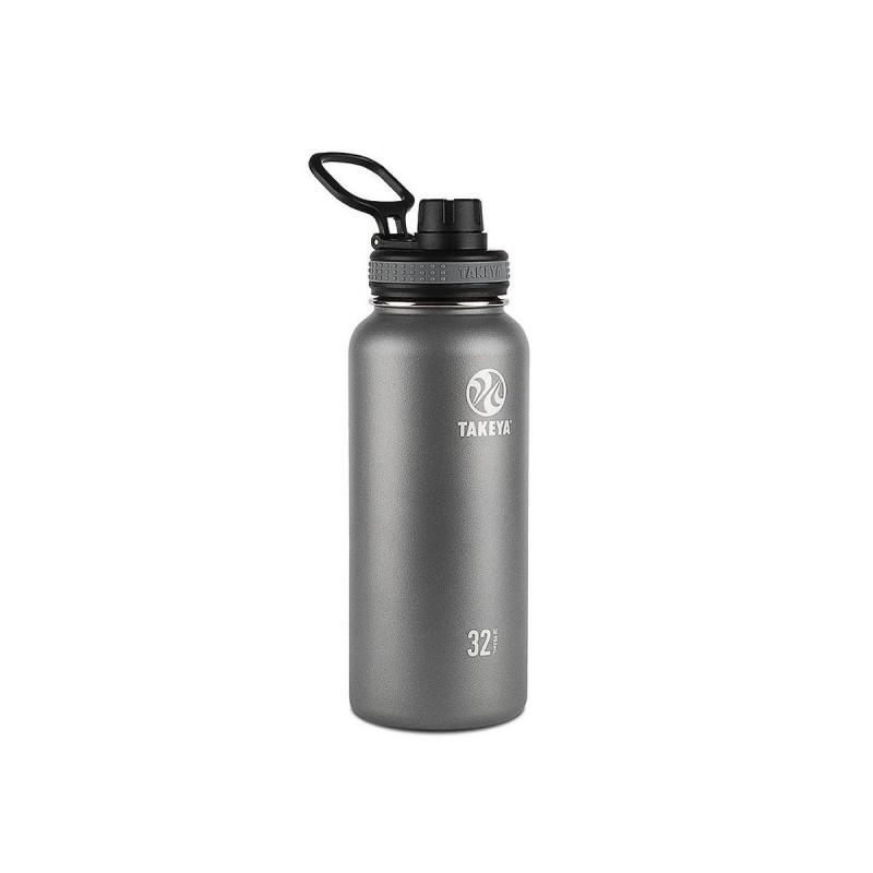 Takeya Originals Insulated Bottle 32oz / 950ml Graphite