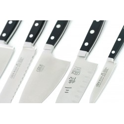 Güde Alpha professional Chef's knife carving cm. 21