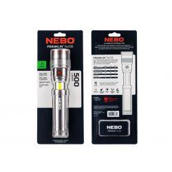 NEBO Franklin Slide Rechargeable 500 Lumens LED WLT-0025