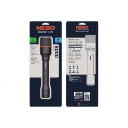 NEBO Davinci Rechargeable 5000 Lumens LED FLT-0022