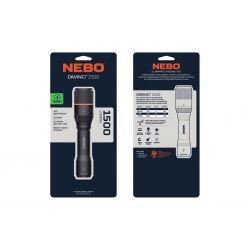 NEBO Davinci Rechargeable 1500 Lumens LED FLT-0019