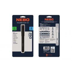 NEBO Columbo Flex Rechargeable 250 Lumens LED POC-0008