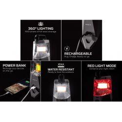 NEBO Galileo Rechargeable Lantern 500 Lumens LED LTN-1000