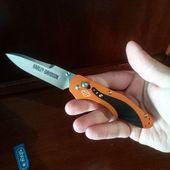 Harley Davidson knife by Osborne  on Knifepark.com _________________________________ #harleydavidson#benchmade#benchmadeknives#benchmadeknifecompany#tacticalknives#harleydavidsonmotorcycles#knives#knifepic#knifeinstagram#knifeworld#knifenut#knifecomunity#knifedesign#tacticalknives#knivesdaily#knivesforsale#knivesout#edc#edcknives#coltellodacollezione#coltello#knifepark