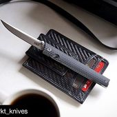 Crkt CEO on Knifepark.com  @crkt_knives ・・・ CEO designed by Richard Rogers. ⠀  #BLADEShow2019 #CRKT #ConfidenceInHand#crktceo #crktknives#crktknife#EDC#edcknives#edcknife#edcgear #blades#knives#knife #knivescollection#blade #knifelover#knifecomunity #knifeporn#knivesporn #knivesdaily#knifepic