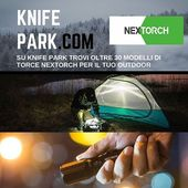 Nextorch on Knife park  To order www.knifepark.com  #nextorch#led#flashlight#torce#torcialed#bushcrafter#outdoor#outdoorlife#survival#bushcraft#outdoorlife#outdoortools