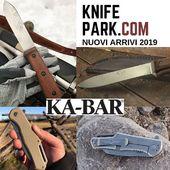 Ultime novità Ka bar su Knifepark.com _________________________________ #kabar#kabarknife#kabarknives#bacher#becherknife#tacticalknives#collectionknife#tacticalknives#tacticalknife#tacticalgear#blades#bladeknivesdaily#knivesporn#knifepic#knifeporn#bladeknifecomunity#braveadventure#survival#survivalknives#survivalknife#rescuedog#rescue#coltellovintage#coltello#coltellodacollezione