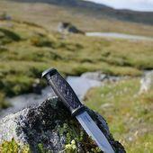Garberg Morakniv in sale on KnifePark.Com  @morakniv ・・・ Morakniv Garberg Stainless steel posing in the beautiful mountains of Jämtland county, Sweden. Rarely has the knife emoji been more accurate. 🔪 #morakniv  #bushcraft#bushcraftknives# #knifecomunity#knifelove #knifesales#knifecomunity #knivesporn#KnifeLife# #survival#survivalknives #survivalknife#tactical#tacticalknives #knives#knivesforsale #knivesforsale#knifepark